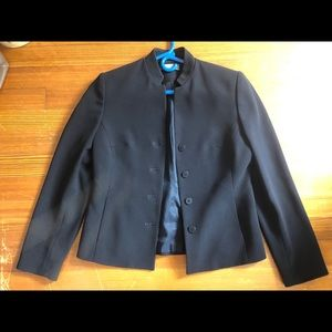 Chic black jacket from Kate Hill
